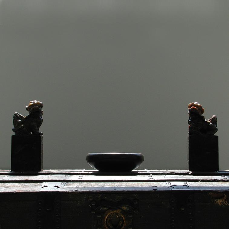 Misc. Photography of Fu Dog Shrine